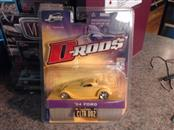 JADA TOYS Toy Vehicle D-RODS 34 FORD
